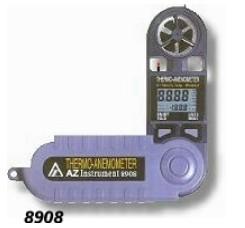 全国送料無料AZ社[AZ8908]デジタル風速計  AZ8908