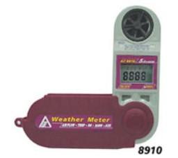 全国送料無料AZ社[AZ8910]多機能風速計  AZ8910