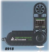 全国送料無料AZ社[AZ8918]デジタル風速計  AZ8918