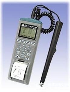 全国送料無料AZ社 プリントアウト機能付き温湿度計[AZ9851]