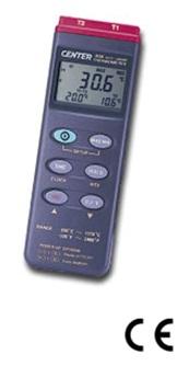 全国送料無料CENTER社[CENTER-306]デジタル温度計 (データロガー機能付き) CENTER-306