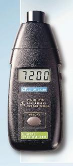 全国送料無料LUTRON社[DT-2234B]回転計タコメーター DT-2234B