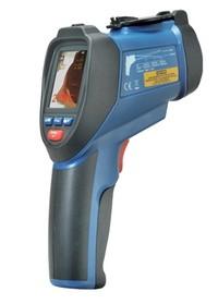 全国送料無料CEM社 [DT-9860]赤外線ビデオ温度計 DT9860