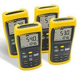 全国送料無料 FLUKE社  熱電対温度計 「FLUKE-52-2」