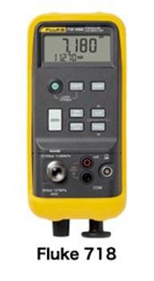 全国送料無料FLUKE社[Fluke 718 1G]プロセス校正器 圧力校正器 FLUKE 718 1G