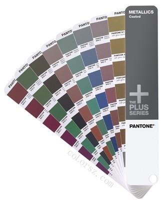 全国送料無料 PANTONE社 メタリックフォーミュラガイド 「GG1307」