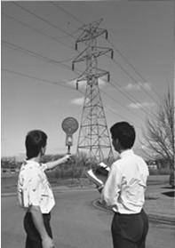全国送料無料HOLADAY社 電磁場計測定器「HI3604」
