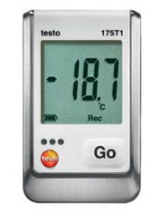 全国送料無料テストー(testo)[testo175T1]温度1点式データロガtesto175T1