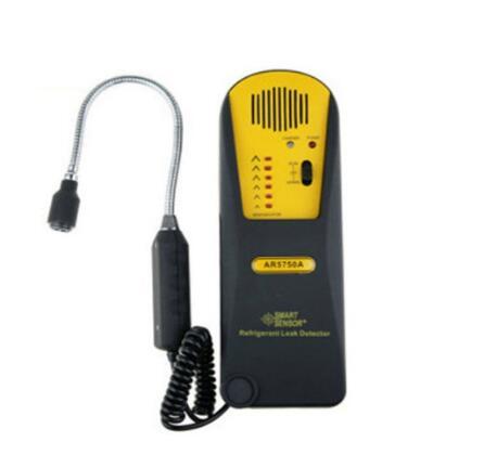 【送料無料】 AR5750A 充電式 LEDインジケータ 冷媒ガス フロンテスターAR5750A