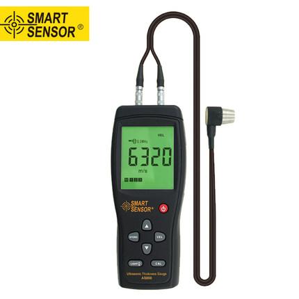 【送料無料】 メーカー製品 AS850デジタル超音波厚さ計 鉄、アクリル、ガラス等対応