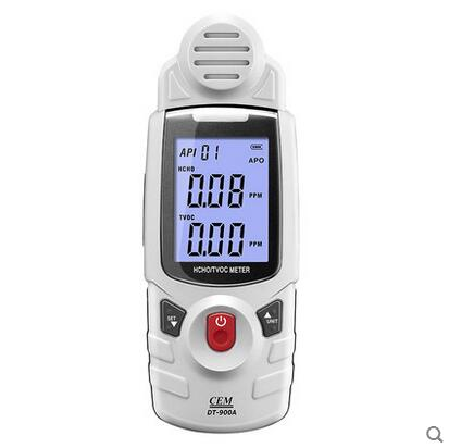 【送料無料】CEM社 DT-900A ホルムアルデヒド\TVOC測定器 DT-900A