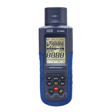 【送料無料】CEM社 DT-9501 ガイガーカウンター