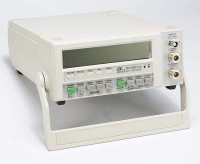 【送料無料】 LUTRON社 ベンチタイプ2.7GHz周波数カウンター FC-2700