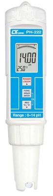 全国送料無料です?メーカー品質保証対応 送料無料 安売り LUTRON社 ペンタイプデジタルpHメーター PH-222 特別セール品