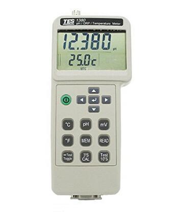 【送料無料】TES社 TES-1380K PH / ORP /温度メーター