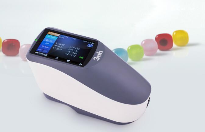 全国送料無料 凹面格子分光色差計測色計 YS3010
