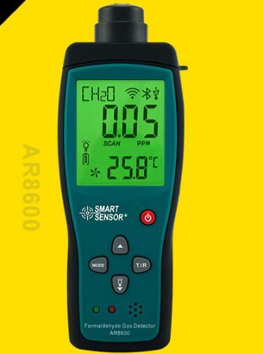 全国送料無料 SMART SENSOR社[AR8600]ホルムアルデヒド測定器 AR8600