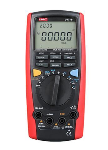 全国送料無料 UNI-T社[UT71B]インテリジェントデジタルマルチメーター UT71B