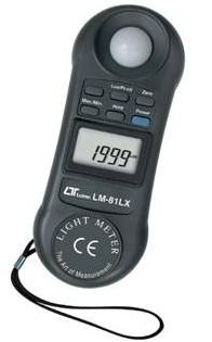 全国送料無料LUTRON社[LM-81LX]ポケットサイズ照度計LM81LX