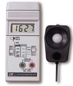 全国送料無料LUTRON社[LX-102]デジタル照度計 LX-102