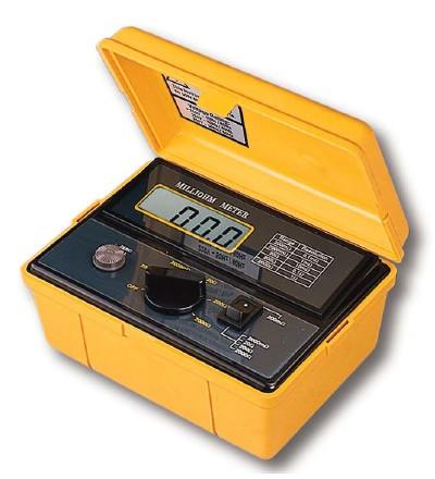 全国送料無料LUTRON社[MO-2001]ミリオームメーター MO-2001