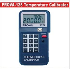 全国送料無料TES社[PROVA 125]温度キャリブレータ PROVA 125
