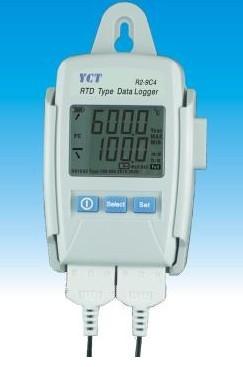 全国送料無料 YCT社 デュアルRTDデータロガー 「R2-9B4」