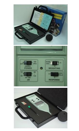 全国送料無料です メーカー品質保証対応 全国送料無料LUTRON社 永遠の定番モデル SL-4001 誕生日プレゼント サウンドレベルメーター騒音計