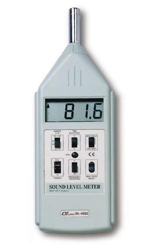 全国送料無料LUTRON社[SL-4022]精密型騒音計 SL-4022