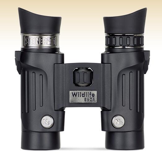 全国送料無料 ドイツSTEINER社(シュタイナー) ワイルドライフ Wildlife 8x24 双眼鏡 [2321]