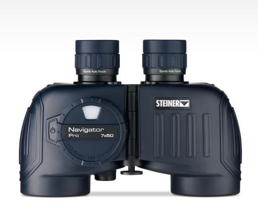全国送料無料 ドイツSTEINER社(シュタイナー) ナビゲータ プロ Navigator Pro 7x50c 双眼鏡[7155]