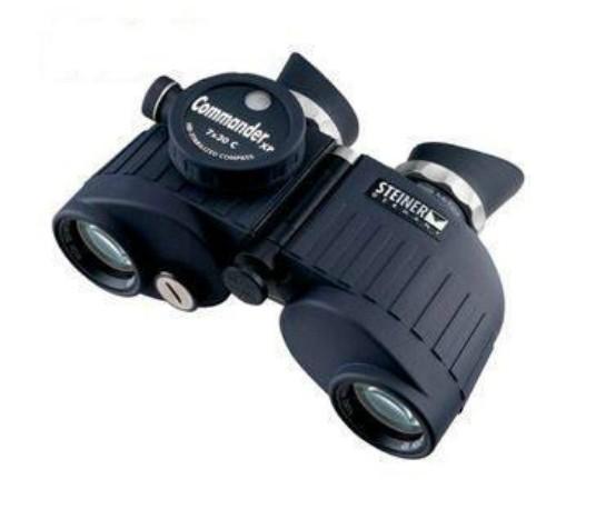全国送料無料STEINER社(シュタイナー) Commanderコマンダー 7X30 コンパス 双眼鏡[7555]