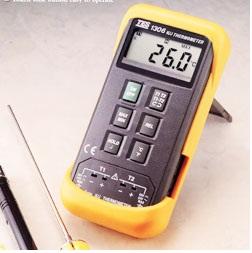 全国送料無料TES社[TES-1306]デジタル温度計 TES-1306