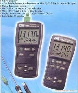 全国送料無料TES社[TES-1314]工業用温度計 TES-1314