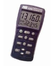 全国送料無料TES社[TES-1316]デジタル温度計データロガー TES-1316