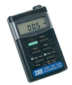 全国送料無料TES社[TES-1390]デジタル電磁波測定器・ガウスメーター TES-1390