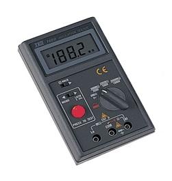 全国送料無料TES社[TES-1600]絶縁抵抗計 TES-1600