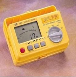 全国送料無料TES社[TES-1900A]デジタルRCD漏れ電流計テスター TES-1900A