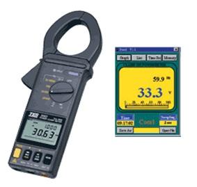 全国送料無料TES社[TES-3064]デジタル・クランプメーター TES-3064