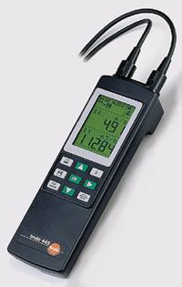 全国送料無料テストー(testo)[testo445]ミドルクラス マルチ環境計測器testo445