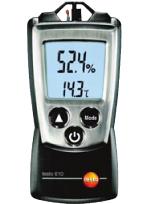 全国送料無料テストー(testo)[testo610]温湿度計testo610