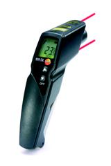 全国送料無料テストー(testo)[testo830-T2]赤外放射温度計testo830-T2
