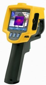 全国送料無料 FLUKE社  赤外線ビデオ温度計 「TI10」
