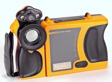 全国送料無料 FLUKE社  赤外線ビデオ温度計 「TI50FT-10/20」