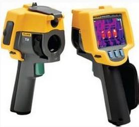 全国送料無料 FLUKE社  赤外線ビデオ温度計 「TI9」