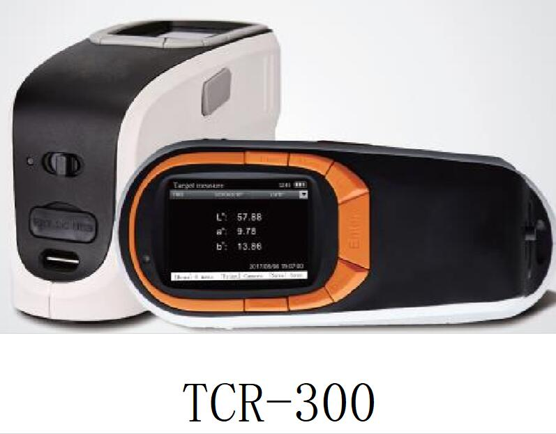全国送料無料 TIME社[TCR300]分光測色計・色彩色差計 PANTONEパントン カラカード検索エンジン内蔵 TCR300