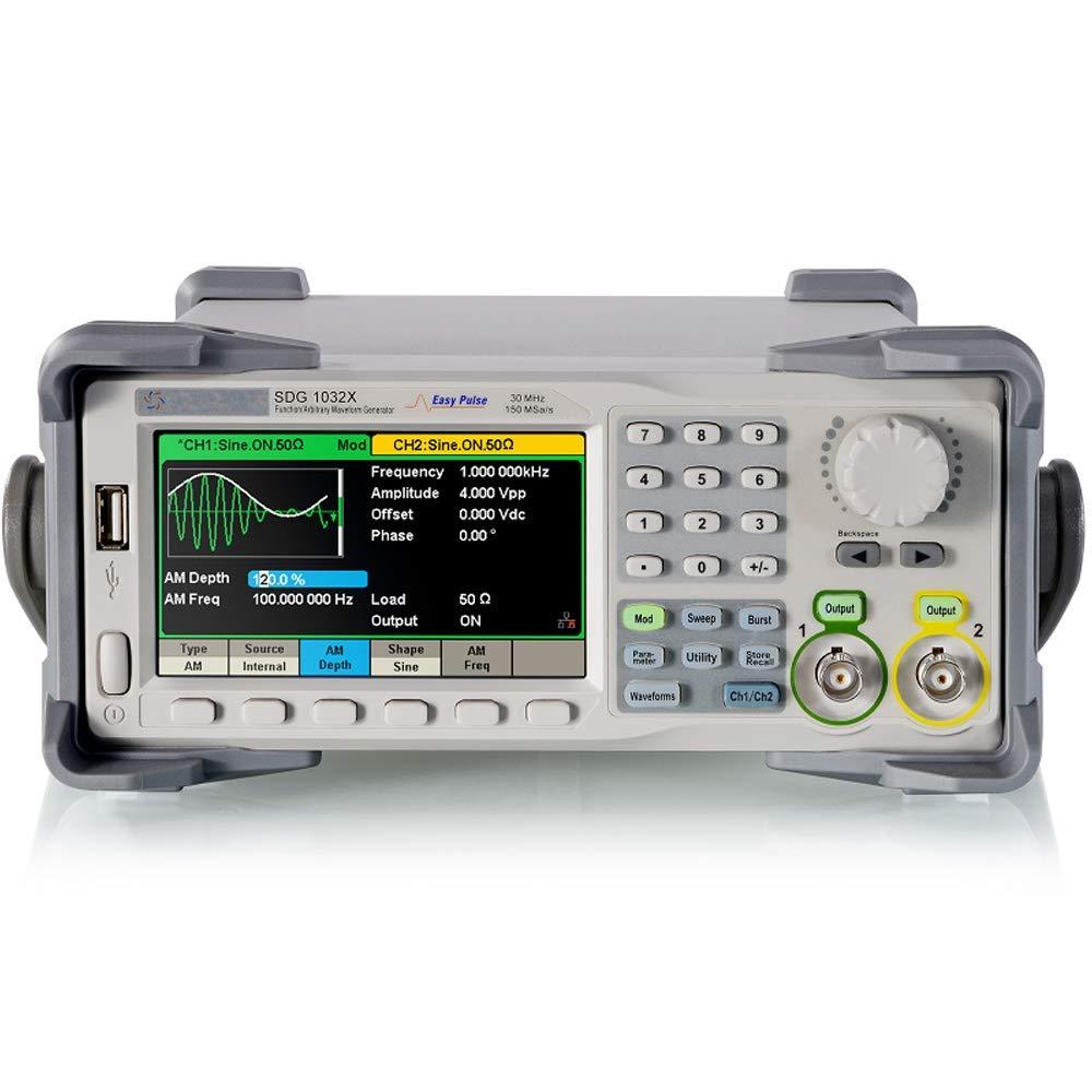 【送料無料】SIGLENTシグレントSDG1000Xシリーズ 関数/任意波形発生器 SDG1032X
