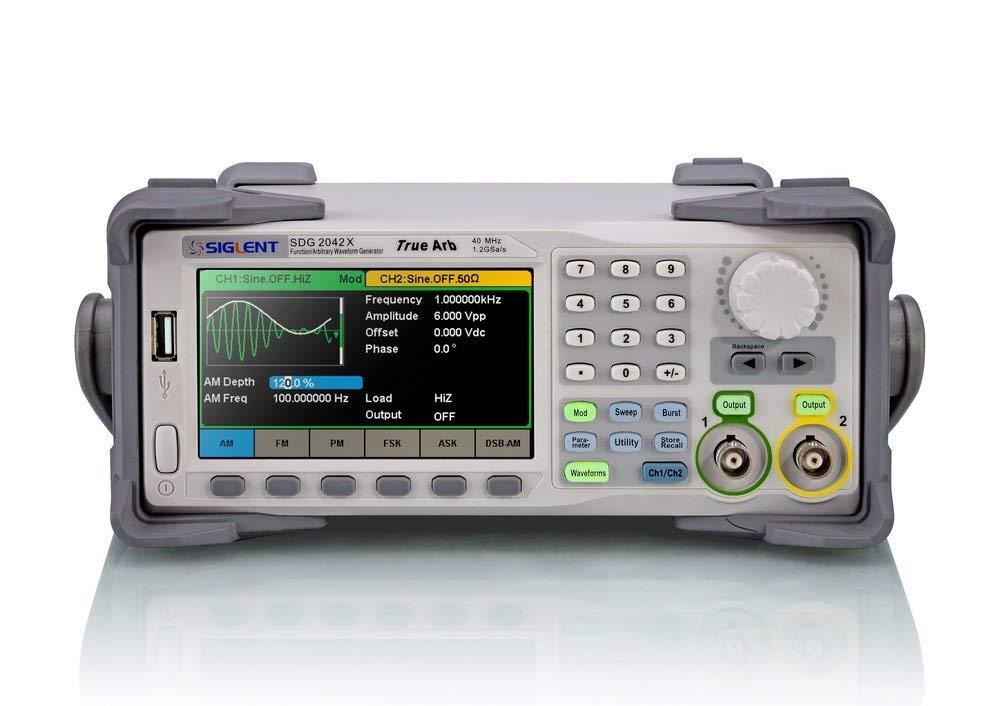 【送料無料】SIGLENTシグレントSDG2000Xシリーズ 関数/任意波形発生器 SDG2122X