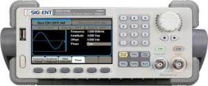 【送料無料】SIGLENTシグレントSDG5000Xシリーズ 関数/任意波形発生器 SDG5122