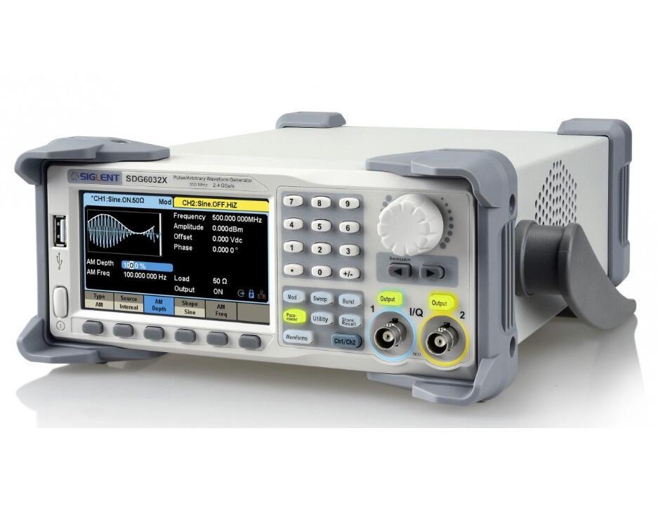 【送料無料】SIGLENTシグレントSDG6000Xシリーズ 関数/任意波形発生器 SDG6032X